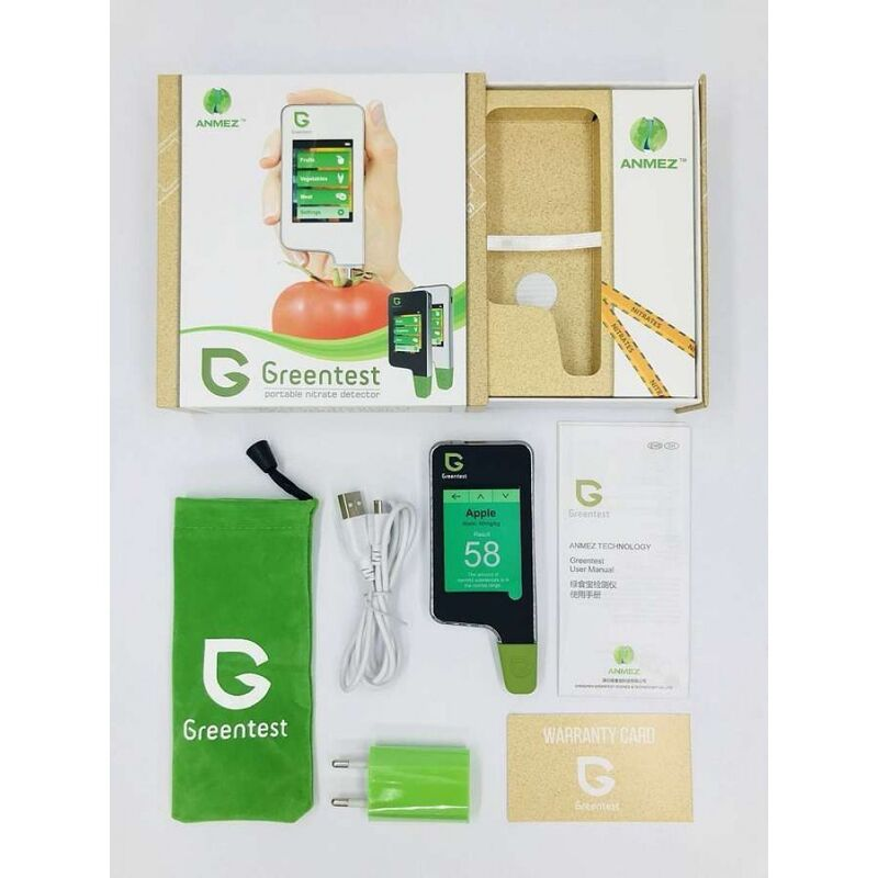 Greentest Нитрат-тестер 1 - фото 2