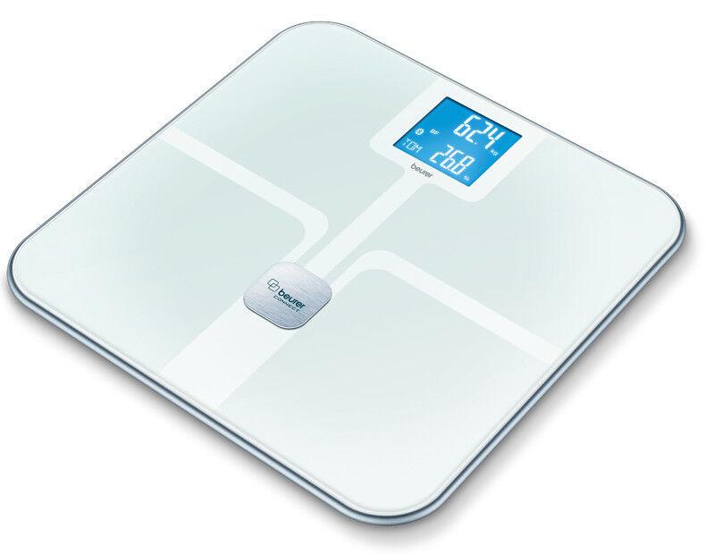 Beurer Весы диагностические BF 800 White - фото 1