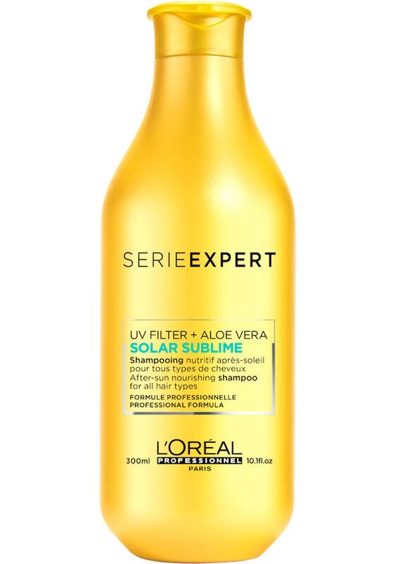 Loreal Шампунь для волос Solar Sublime After Sun Protect 300 мл - фото 1