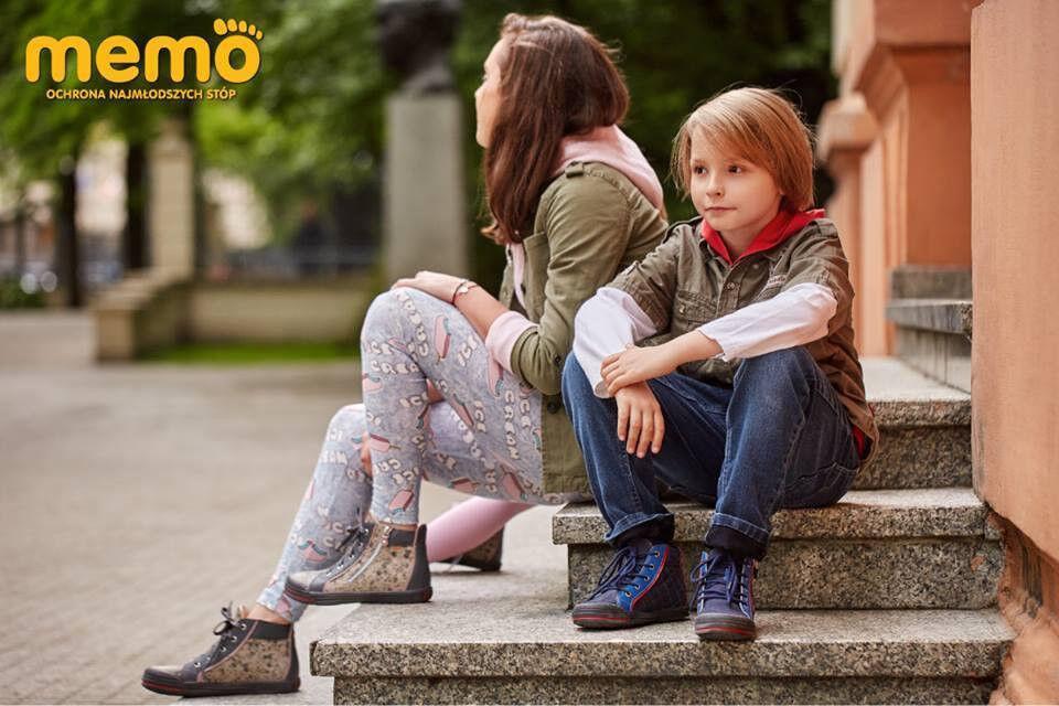 Memo Детские ортопедические кроссовки New York 1DA - фото 3