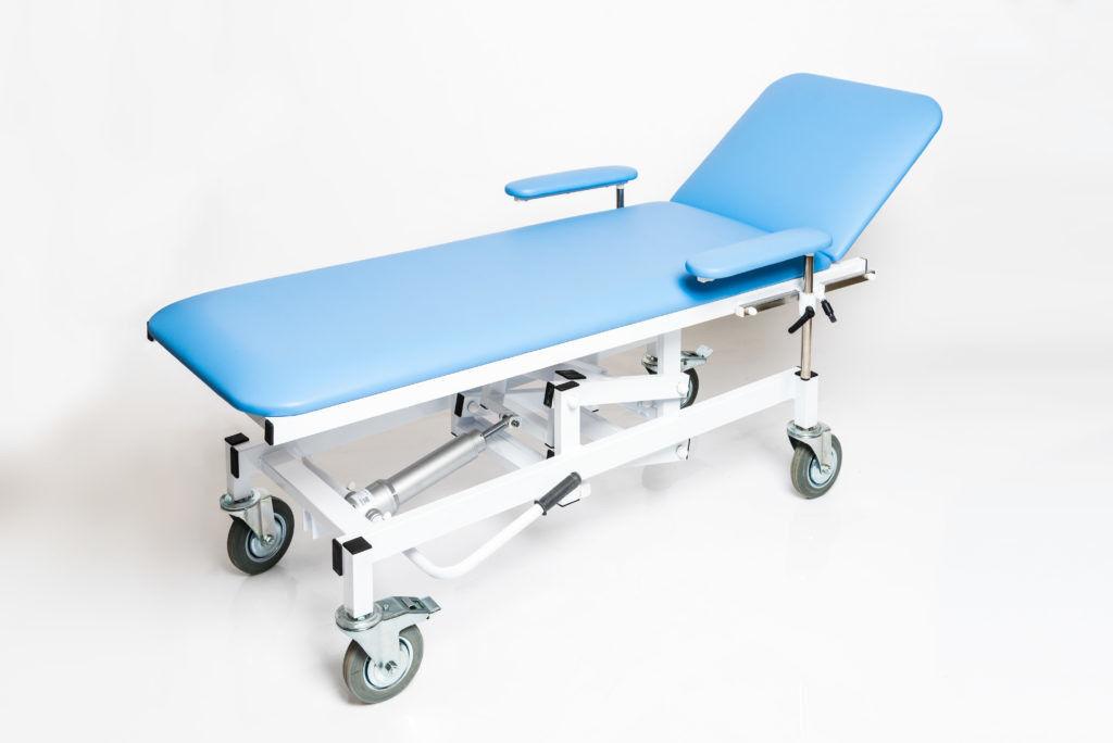 Айболит-2000 Кушетка-стол перевязочная передвижная - фото 1