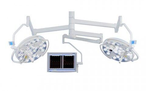 Медицинское оборудование Dr. Mach Светильник операционный LED 5 / LED 3 with integrated video system and monitor - фото 1