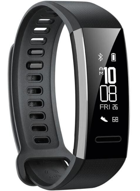 Huawei Фитнес-браслет Huawei Band 2 Pro (черный) - фото 1