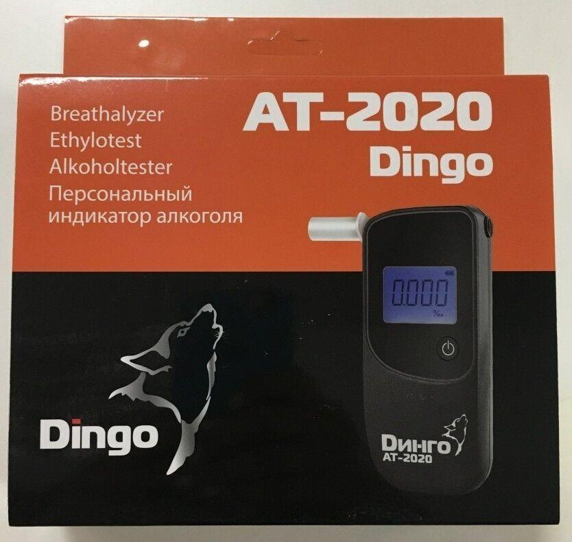 Алкотестер Динго Алкотестер АТ-2020 - фото 4