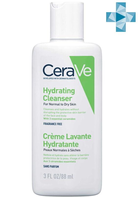 CeraVe Гель для нормальной и сухой кожи лица и тела, 88 мл - фото 1