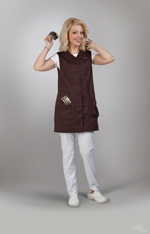 Доктор Стиль Блуза женская Локон (лу1127) - фото 4