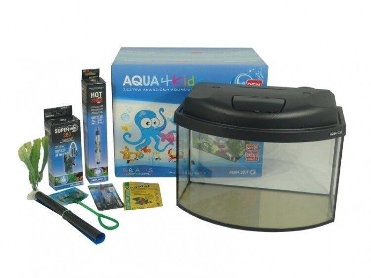 Aquael Аквариум AquaKids овальный - фото 1