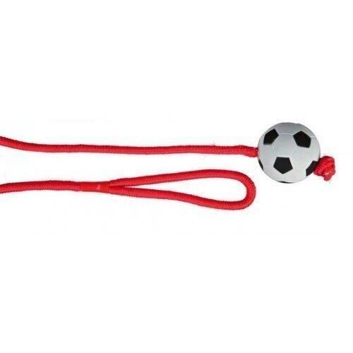 Trixie Игрушка «Футбольный мячик на веревке» - фото 1