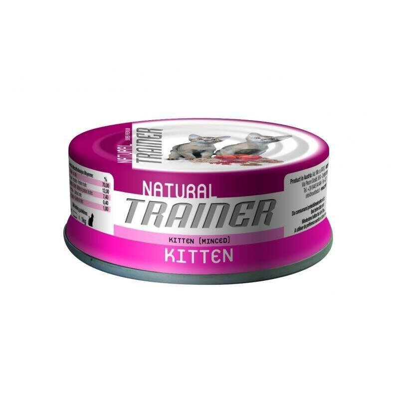 Trainer Natural Kitten Fresh Chicken - фото 1