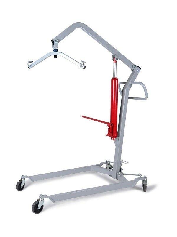 Прокат медицинских товаров Мега-Оптим Подъемник передвижной для инвалидов с гидроприводом ИПП-2Г - фото 1
