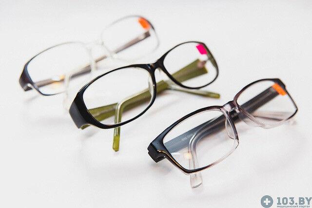 Очки Касияна Очки корригирующие в пластмассовой оправах - фото 1