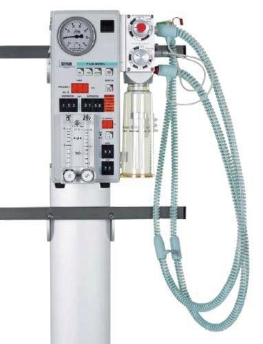 Медицинское оборудование Fritz Stephan Аппарат ИВЛ F-120 Mobil - фото 1