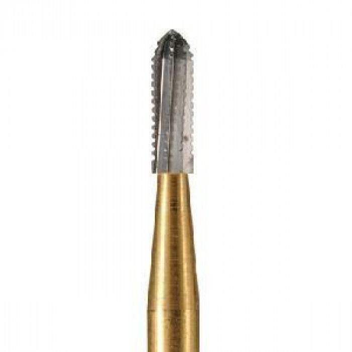 Стоматологическое оборудование Prima Dental Group Твердосплавные боры для разрезания металлических коронок Predator Turbo FG, 1шт - фото 1