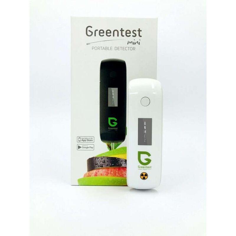 Greentest Нитрат-тестер, измеритель жёсткости воды и дозиметр MINI ECO - фото 3