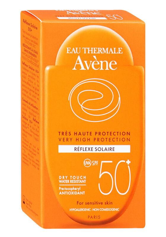 Avene Солнцезащитная эмульсия SPF 50+ Рефлекс Солер 30 мл - фото 1