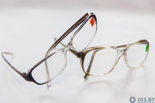 Очки Касияна Очки корригирующие в пластмассовой оправах - фото 15