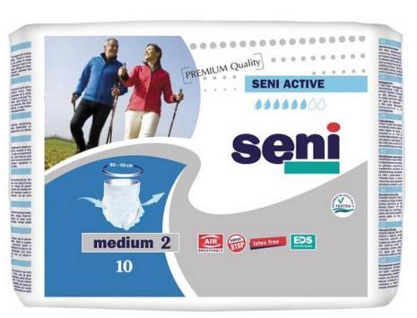 Seni Трусы впитывающие Active, размер 2 (Medium) - фото 1