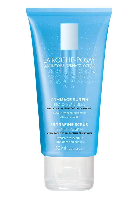 La-Roche-Posay Скраб для кожи Surfine Scrub мягкий 50 мл - фото 1