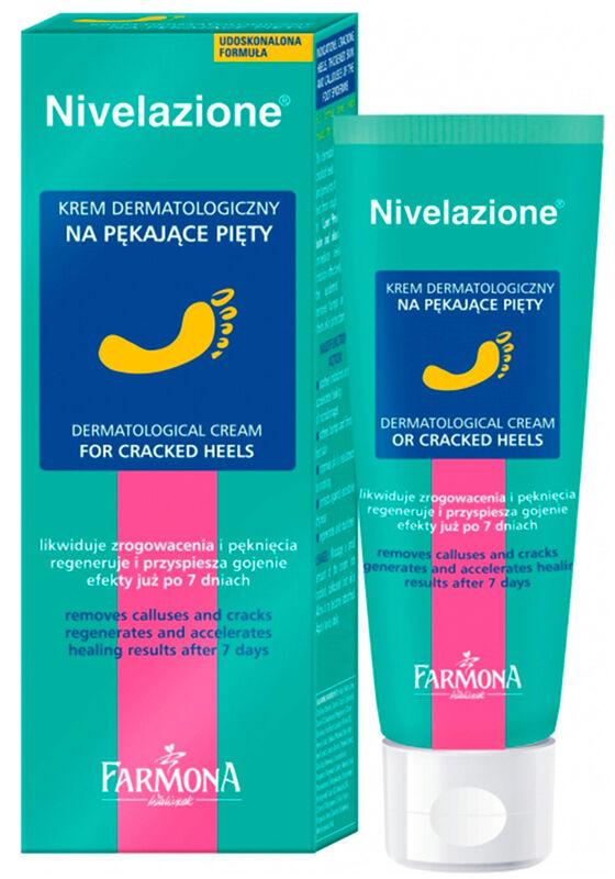 Farmona Крем для трескающихся пяток Nivelazione 75 мл - фото 1