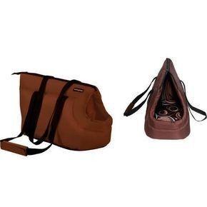 Ami Play Crazy сумка-переноска L 42x26x30 (оранж) - фото 1