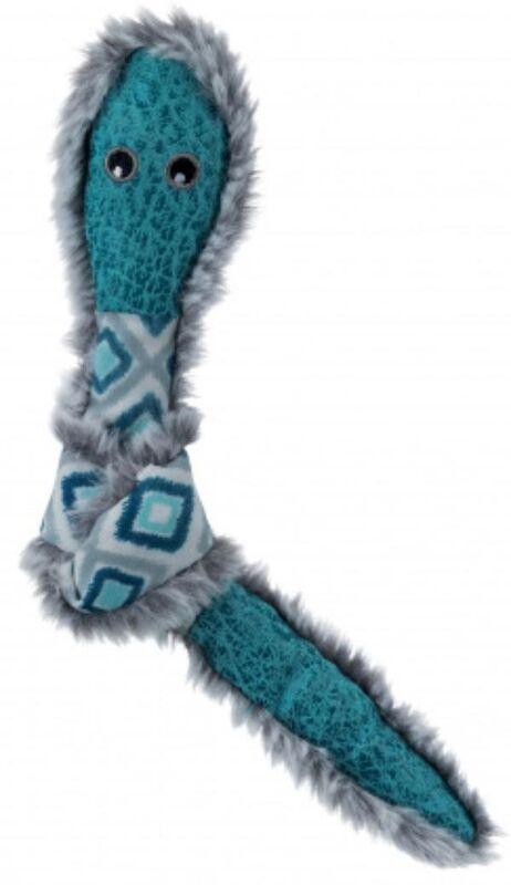 Trixie Игрушка «Змея» с кошачьей мятой - фото 1