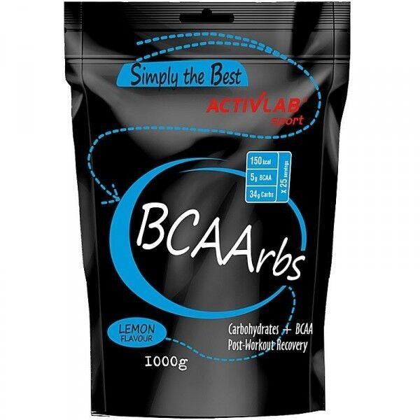 Activlab BCAA RBS 1000 гр. - фото 1