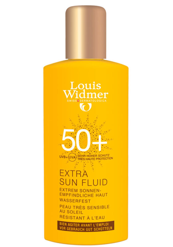 Louis Widmer Солнцезащитный флюид SPF50+, 100мл - фото 1