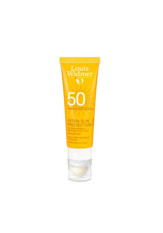 Louis Widmer Солнцезащитное средство UV50 экстра / помада-стик UV30 (2в1) - фото 1