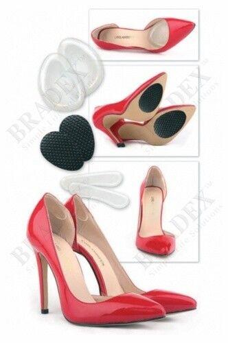 Bradex Набор стелек силиконовых для обуви KZ0239 - фото 1