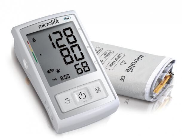 Тонометр Microlife Автоматический тонометр BP A3L Comfort (с адаптером) - фото 1