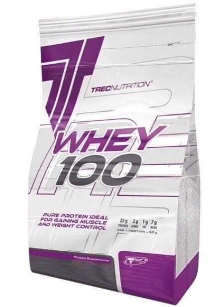 Trec Nutrition Whey 100 2275g - фото 1