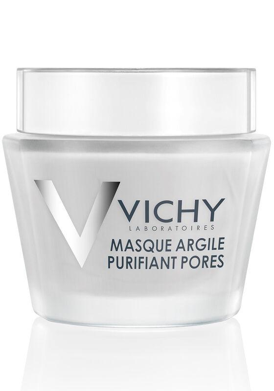 Vichy Маска с глиной минеральная очищающая поры 75 мл - фото 1