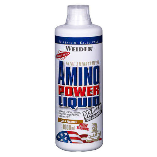 Weider Amino Power Liquid, 1 л. - фото 1