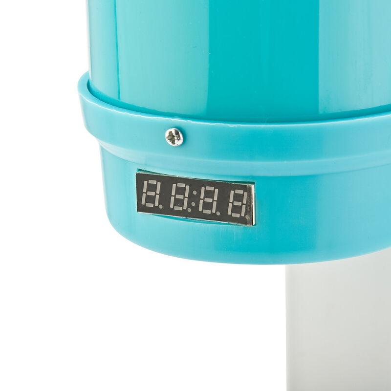 Армед Бактерицидный облучатель-рециркулятор воздуха СH111-115 (пластиковый корпус) (голубой, с таймером) - фото 2