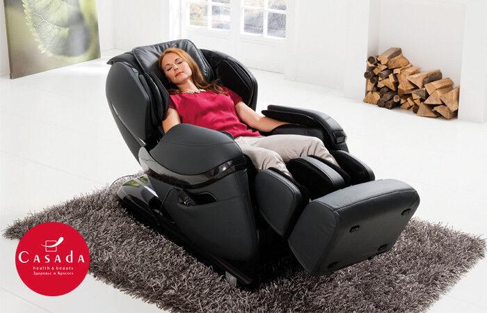Массажер Casada Массажное кресло премиум-класса SkyLiner A300 (Скайлайнер А300) - фото 9
