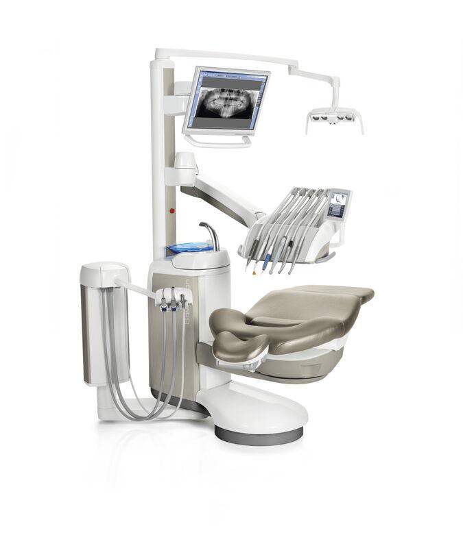 Медицинское оборудование Planmeca Установка стоматологическая Sovereign - фото 1