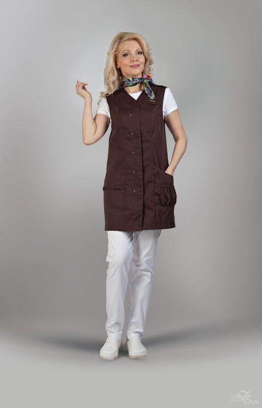 Доктор Стиль Блуза женская Локон (лу1127) - фото 1