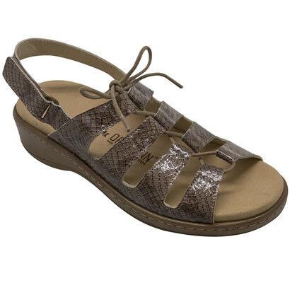 Ortmann Ортопедические сандалии на каблуке EMPOLI - фото 1