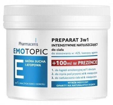 Pharmaceris Средство для восстановления липидного барьера кожи Е 3 в 1 интенсивный (c первых дней жизни, для детей и взрослых) 500 мл - фото 1