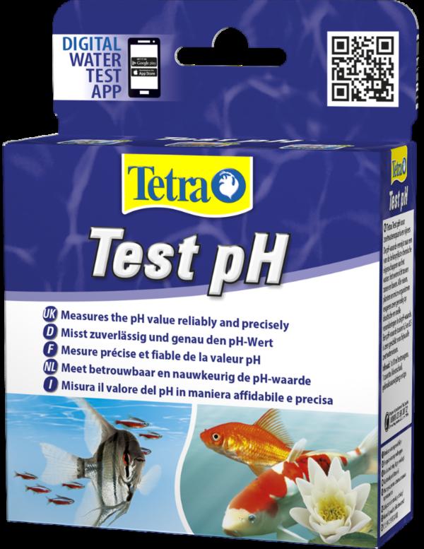 Tetra Тест pH - фото 1