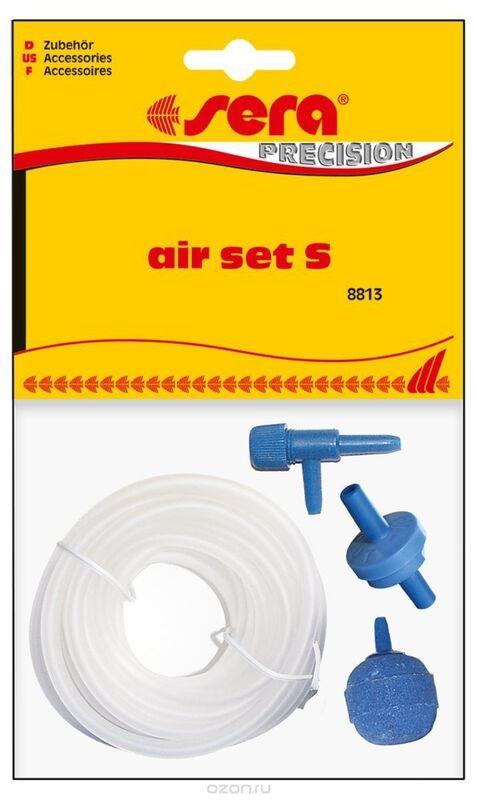Sera Набор аксессуаров для компрессора Air Set S - фото 1