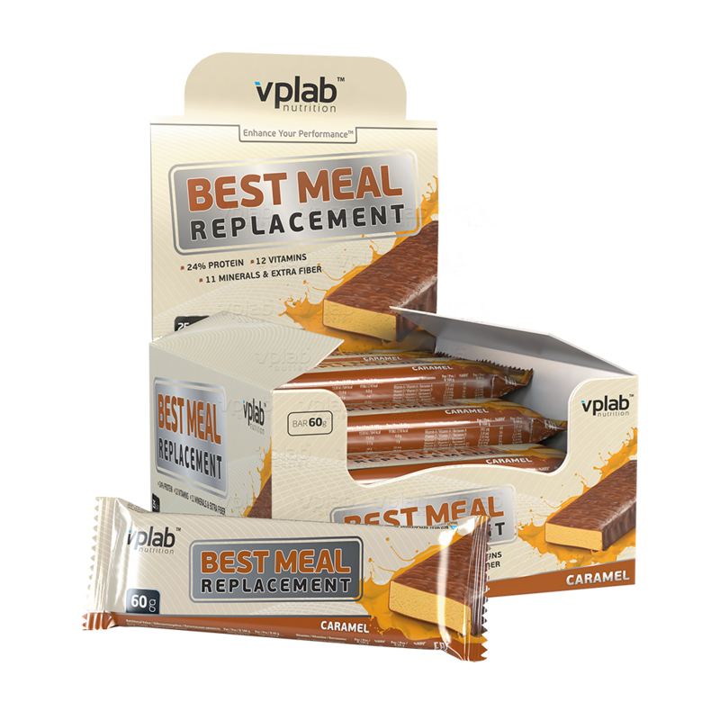 VPLab Best Meal Replacement Bar, 60 гр. - фото 1