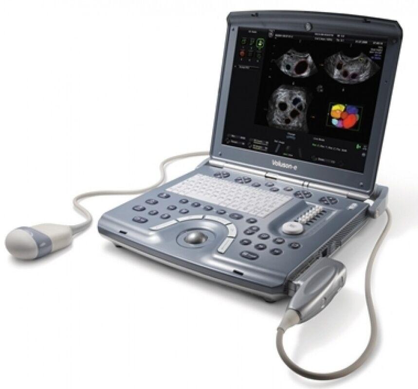 Медицинское оборудование General Electric Ультразвуковой сканер Voluson E - фото 1