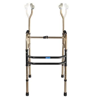 Valentine I. LTD Ходунки шагающие с подмышечной опорой складные - фото 1