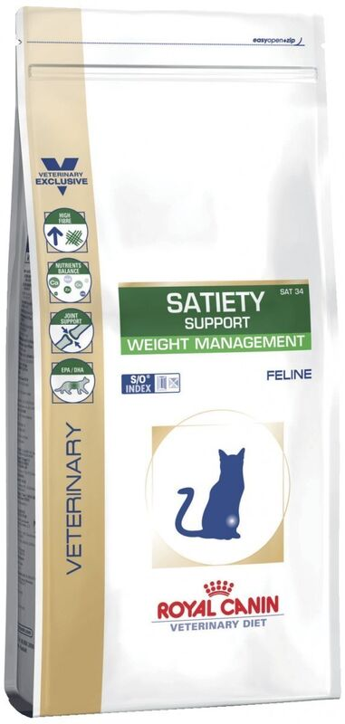 Royal Canin Satiety Weight Managment SAT34 - фото 1