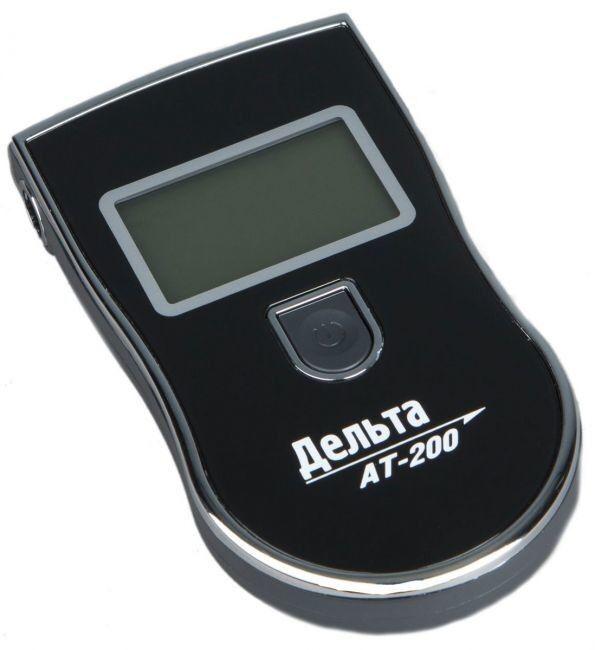 Алкотестер Delta АТ-200 - фото 1