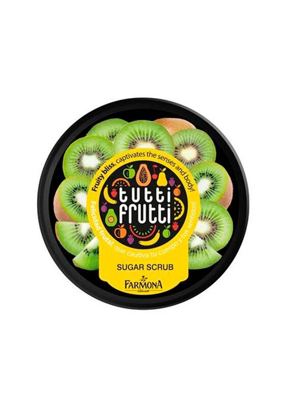 Farmona Скраб для тела Tutti Frutti Киви сахарный 160 г - фото 1