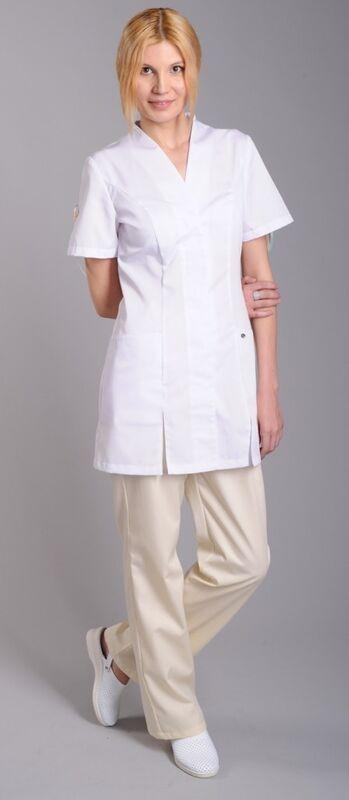 Доктор Стиль Блуза медицинская женская Космея (лл2226) - фото 3