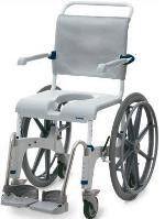 Санитарное приспособление Invacare Кресло коляска для душа Ocean - фото 6