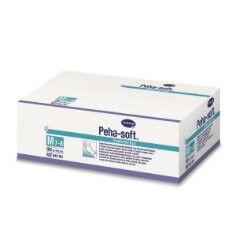 Медицинское оборудование Hartmann Перчатки смотровые нестерильные неопудренные (латексные) Peha-soft - фото 1